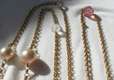 Exotic LONG Vintage Necklace Interesting in Houston, Texas