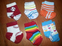 BabyLegs socks- 0-12 months in Bolingbrook, Illinois