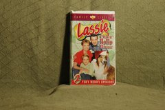 Lassie VHS Movie in Cherry Point, North Carolina