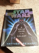 Star Wars: A  Pop Up Guide To The Galaxy in Lockport, Illinois