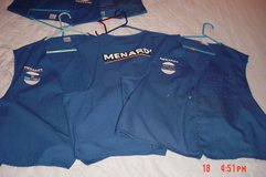 Menards Employee Work Vests (((3 left))) in Lockport, Illinois